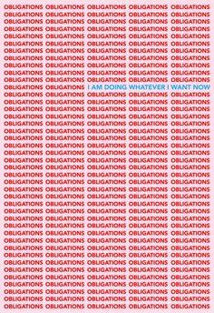 Tyler Spangler – Obligations / I am doing whatever I want now poster
