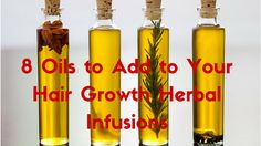 Forever Beautiful Forever Young: 8 Oils You Should Be Using In Your Herbal Infusions For Hair Growth