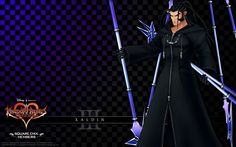 Kingdom Hearts Organization 13 - Member Xaldin