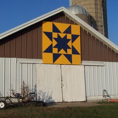 Green County Wisconsin Barn Quilts