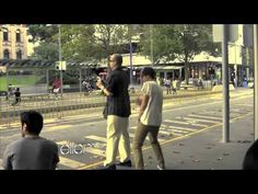 The Janoskians on Ellen (Luke Brooks, Melbourne not Sydney)