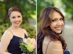 pretty bridesmaid looks by salon tease