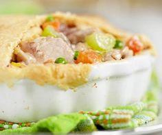 Куриный пирог с овощной смесью | Kurkuma project (Проект Куркума)
