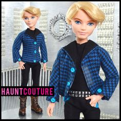 Hey, I found this really awesome Etsy listing at https://www.etsy.com/listing/264968644/fairytale-doll-haunt-couture-boys-plaid