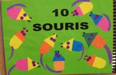 livre à compter souris Album, Simple, Names, Short Stories, Reading, Tooth Fairy, Card Book