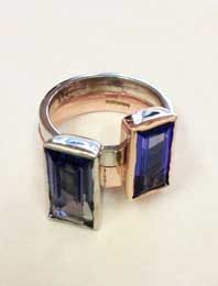 Hand Made Commissions and Bespoke Jewellery by Colette Hazelwood Contemporary Jewellery.