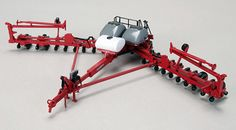 ZJD-1680 - Spec-cast Case International Harvester 24 row Folding
