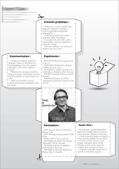 To get the job, you a need a great resume. The professionally-written, free resume examples below can help give you the inspiration you need to build an impressive resume of your own that impresses… Web Design, Resume Design, Brochure Design, Creative Jobs, Creative Resume, Simple Resume, Cv Original Design, Conception Cv, Cv Web
