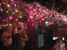 There are many dive bars in Austin, but LaLa's stands out as a charming spot where every day is Christmas. Located up north, they have cheap beer, great tunes and a clientele to hang out with all night celebrating Christmas.