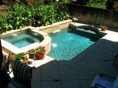 Pool Designs For Small Backyards | Pool and Spa Builder Sacramento ...