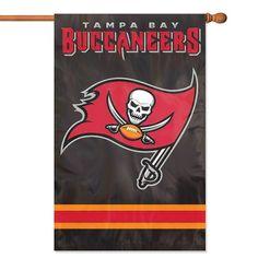 AFTB Buccaneers 44x28 Applique Banner