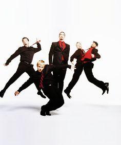 Backstreet Boys love!
