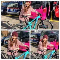 Samstag 15:00h Bikelieferung nach Zürich an eine strahlende Kundin... so macht das einfach richtig Freude... Wir wünschen viel Spass in der neuen Saison und sagen einfach nur - herzliches Dankeschön für Dein Vertrauen liebe Laura! #bike #only #women #lady #mountainbike #trek #remedy https://plus.google.com/+BikeladyCh/posts/d2iXvDczkLr