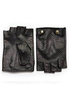 Danier, leather fashion and design. Sexy and Badass! Leather Accessories, Fashion Accessories, Leather Fashion, Mens Fashion, Driving Gloves, Biker Chic, High Five, Leather Gloves, Gq