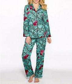 Bottoms Out Women's Flannel Pajama Set #flannelpajamasforwomen ...