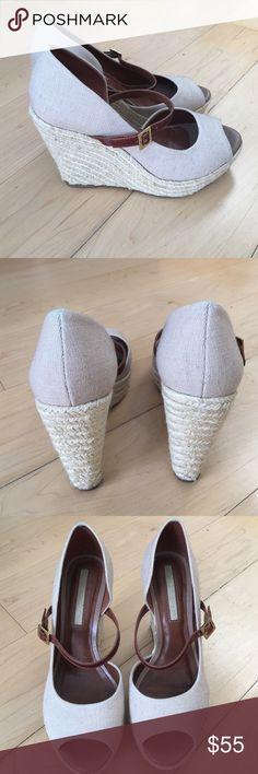 Super cute wedges Brazilian designer Jorge Bischoff Shoes Wedges