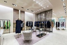 Maxmara, Moscow Market Stalls, Shop Fronts, Fashion Stores, Max Mara, Visual Merchandising, Moscow, Room, Closet, Inspiration
