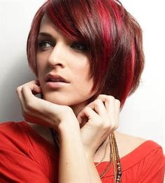 1000 Ideas About Plum Red Hair On Pinterest