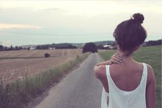 Sometimes I just want to take a break, travel, see new places, meet new people, but one day I will do it.