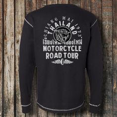 Long Sleeve Thermal - India Motorcycle Tour