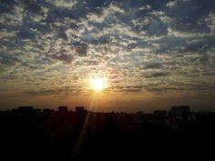Amanecer #cloud #nubes #dun #morning