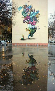 Street Art by Mutus