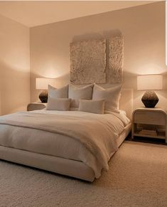 Room Ideas Bedroom, Bedroom Inspo, Home Decor Bedroom, Master Bedroom, Dream Home Design, House Design, Aesthetic Bedroom, House Rooms, Room Inspiration