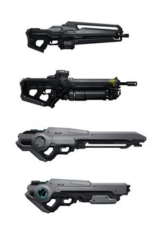 Don't these concepts look like they belong in Halo?