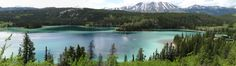 Emerald Lake (Yukon) - Wikipedia, the free encyclopedia Alaska, Yukon Canada, Emerald Lake, Panoramic Images, Parc National, Belle Photo, Continents, Nature, North West