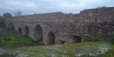 Ponte Romana de Barbacena (Barbacena,Elvas) » Portugal Romano