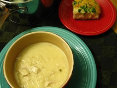 Lemon Rice Soup - a guest post by Catboy Charles