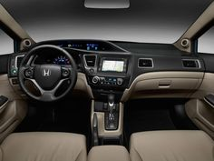 2015 Honda Civic Hybrid Vs. 2015 Kia Optima Hybrid Comparison | 2015 Civic  Hybrid Interior | 2015 Honda Civic | Pinterest | 2015 Honda Civic, ...