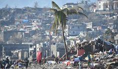 Лютый «Мэтью»: последствия самого разрушительного урагана за 10 лет