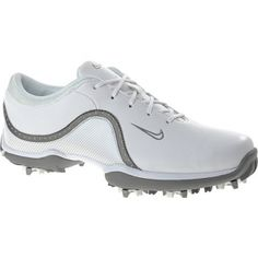 SALE - Womens Nike Ace Golf Cleats White - BUY Now ONLY $100.00
