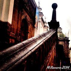 Escala de catedral