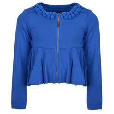 96def5eae Fun & Fun Blue Jacket | Kids Cavern - Armani Junior, D&G, Childrens  Clothing, Designer clothes, fashion, Kids Cavern, D and G, Kids Clothing