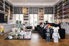 Emilia de Poret´s home Interior Exterior, Interior Design Kitchen, Interior Architecture, Hypebeast Room, The Home Edit, Dream Rooms, Modern Room, Apartment Design, Home Fashion