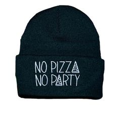 Hey there beanie bby, buy this beanie and save a party. This super soft beanie is perfect for all those pizza lovers out there. Rock it with our One size Unise