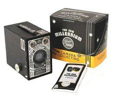 Kodak new millennium totaal Antique Cameras, Old Cameras, Vintage Cameras, Kodak Camera, Box Camera, Classic Camera, Lomography, Photography Camera, Hard To Find