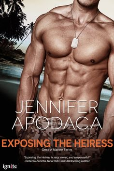 Romancing the Readers: Cover Reveal: Exposing The Heiress by Jennifer Apo...