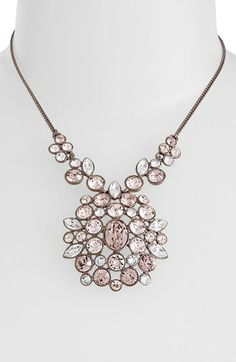 Givenchy Statement Pendant Necklace available at #Nordstrom