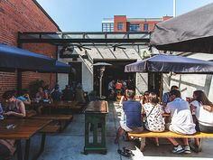 Where to Eat Outdoors in Washington, DC, 2014 Edition   Serious Eats