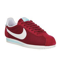 finest selection 6632b 99cf0 Nike Cortez Nylon Noble Red Sail Hyper Turq - Unisex Sports