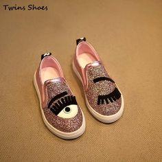 a2a7d77ae CCTWINS CRIANÇAS primavera moda infantil sneaker crianças sapata do esporte  do bebê flats marca menino menina sapato sneaker bebe shoes rosa de ouro  brilhar ...