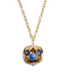 Daisy Orb Necklace