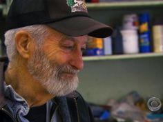 Oregon town says goodbye to man who spent life helping neighbors - CBS News, Steve Hartman
