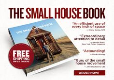The Small House Book (paperback) | Four Lights Tiny House Company