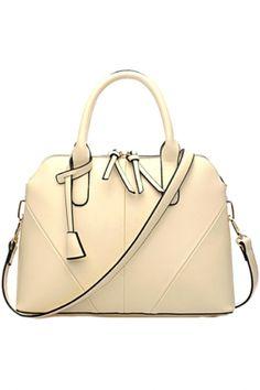 Trendy PU Leather Shell Handbag $44.52