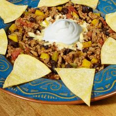 Tex-Mex Chili Pie, one of 20 surprisingly Heart-Healthy Recipes