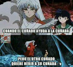 Inuyasha Memes, Inuyasha Funny, Inuyasha Love, Lobo Anime, Inuyasha And Sesshomaru, Storyboard Artist, Fanarts Anime, Naruto Shippuden Anime, Diabolik Lovers